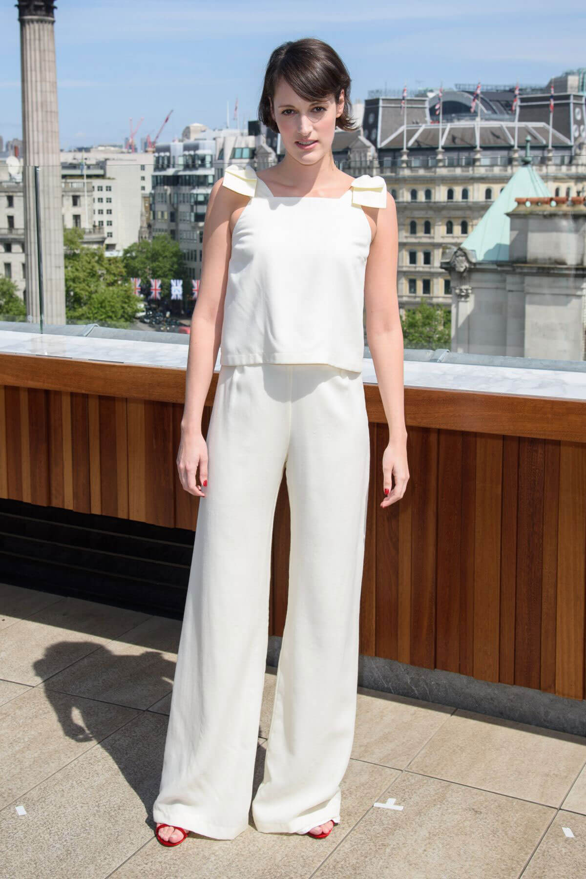 Phoebe Waller Bridge at Solo: A Star Wars Story Photocall in London 2018/05/18 1