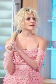 Pixie Lott at Sunday Brunch Show in London 2018/07/15 5