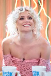 Pixie Lott at Sunday Brunch Show in London 2018/07/15 11