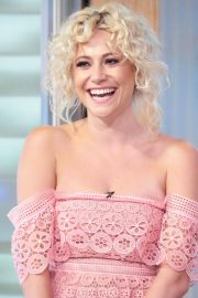 Pixie Lott at Sunday Brunch Show in London 2018/07/15 13