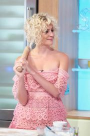 Pixie Lott at Sunday Brunch Show in London 2018/07/15 14