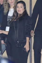 Pregnant  Eva Longoria Out for Dinner at Nobu in Los Angeles 2018/05/19 5