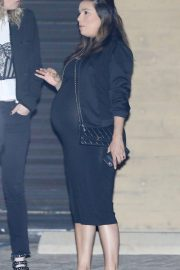 Pregnant  Eva Longoria Out for Dinner at Nobu in Los Angeles 2018/05/19 6
