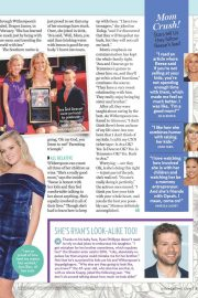 Reese Witherspoon and Ava Phillippe in US Weekly, July 2018 2