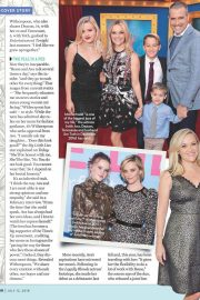 Reese Witherspoon and Ava Phillippe in US Weekly, July 2018 3