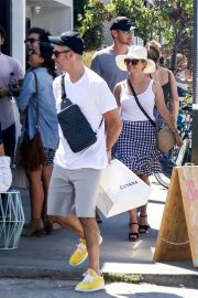 Reese Witherspoon and Jim Toth Out in Venice Beach 2018/07/22 10