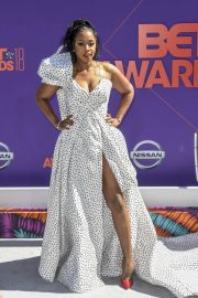 Remy Ma at BET Awards in Los Angeles 2018/06/24 2