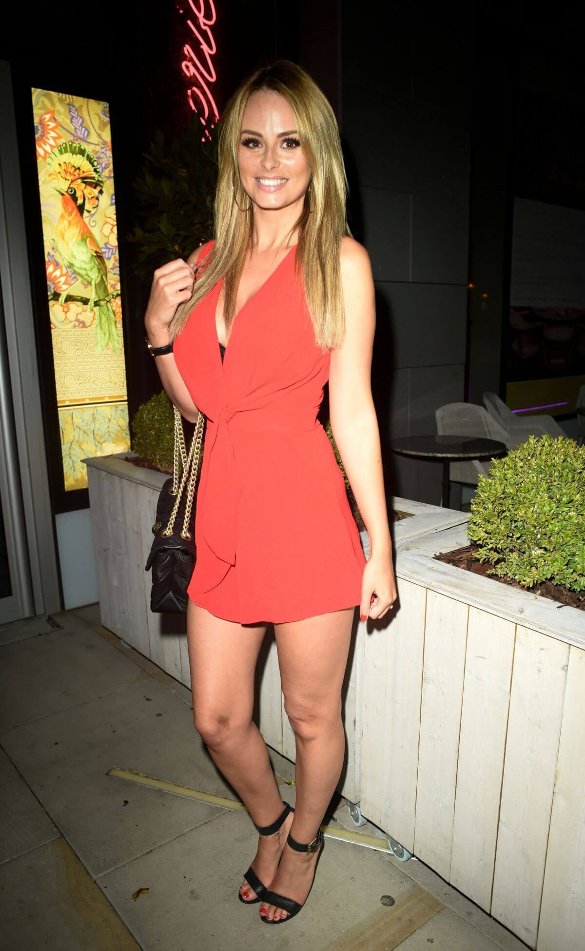 Rhian Sugden at Menagerie Bar and Restaurant in Manchester 2018/07/21 1