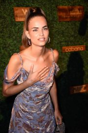 Robin holzken at Sports Illustrated Swimsuit Show at Miami Swim Week 2018/07/15 6
