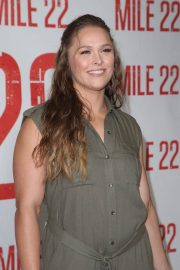 Ronda Rousey at Mile 22 Photocall in Los Angeles 2018/07/28 9