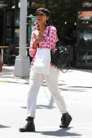 Rosario Dawson Out Shopping in New York 2018/06/26 1