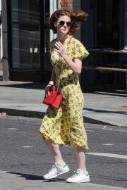 Rose Leslie Out and About in London 2018/07/02 18