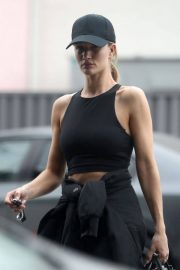 Rosie Huntington Whiteley Leaves Body by Simone in West Hollywood 2018/05/24 4