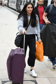 Sair Khan at Manchester Piccadilly Train Station 2018/06/02 1