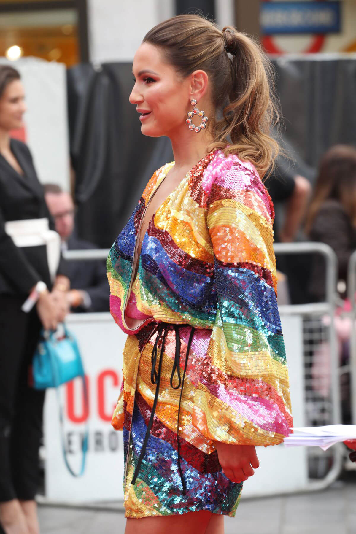 Sam Faiers at Oceans 8 Premiere in London 2018/06/13 1