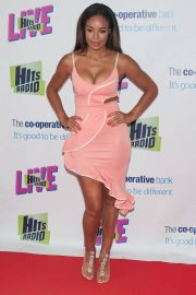 Sarah-Jane Crawford at Hits Radio Live at Manchester Arena 2018/07/14 1