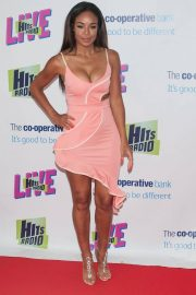 Sarah-Jane Crawford at Hits Radio Live at Manchester Arena 2018/07/14 2