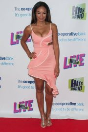 Sarah-Jane Crawford at Hits Radio Live at Manchester Arena 2018/07/14 6