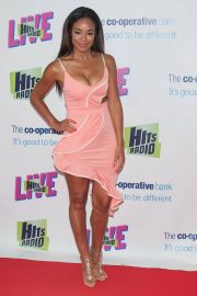 Sarah-Jane Crawford at Hits Radio Live at Manchester Arena 2018/07/14 8