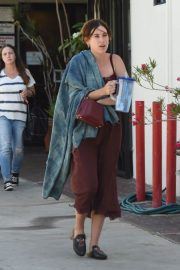 Scout LaRue Willis Gets a Parking Ticket in Los Angeles 2018/07/12 2