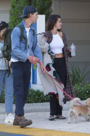 Selena Gomez, Vanessa Hudgens and Austin Butler Out in Los Angeles 2018/07/13 7