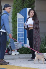 Selena Gomez, Vanessa Hudgens and Austin Butler Out in Los Angeles 2018/07/13 9