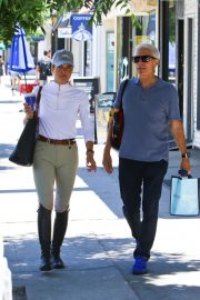 Selma Blair in Riding Gear Out in Los Angeles 2018/07/05 4
