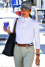 Selma Blair in Riding Gear Out in Los Angeles 2018/07/05 5
