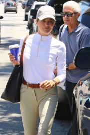 Selma Blair in Riding Gear Out in Los Angeles 2018/07/05 7