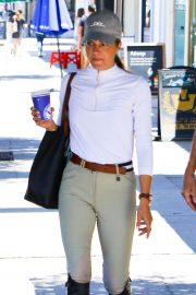 Selma Blair in Riding Gear Out in Los Angeles 2018/07/05 12