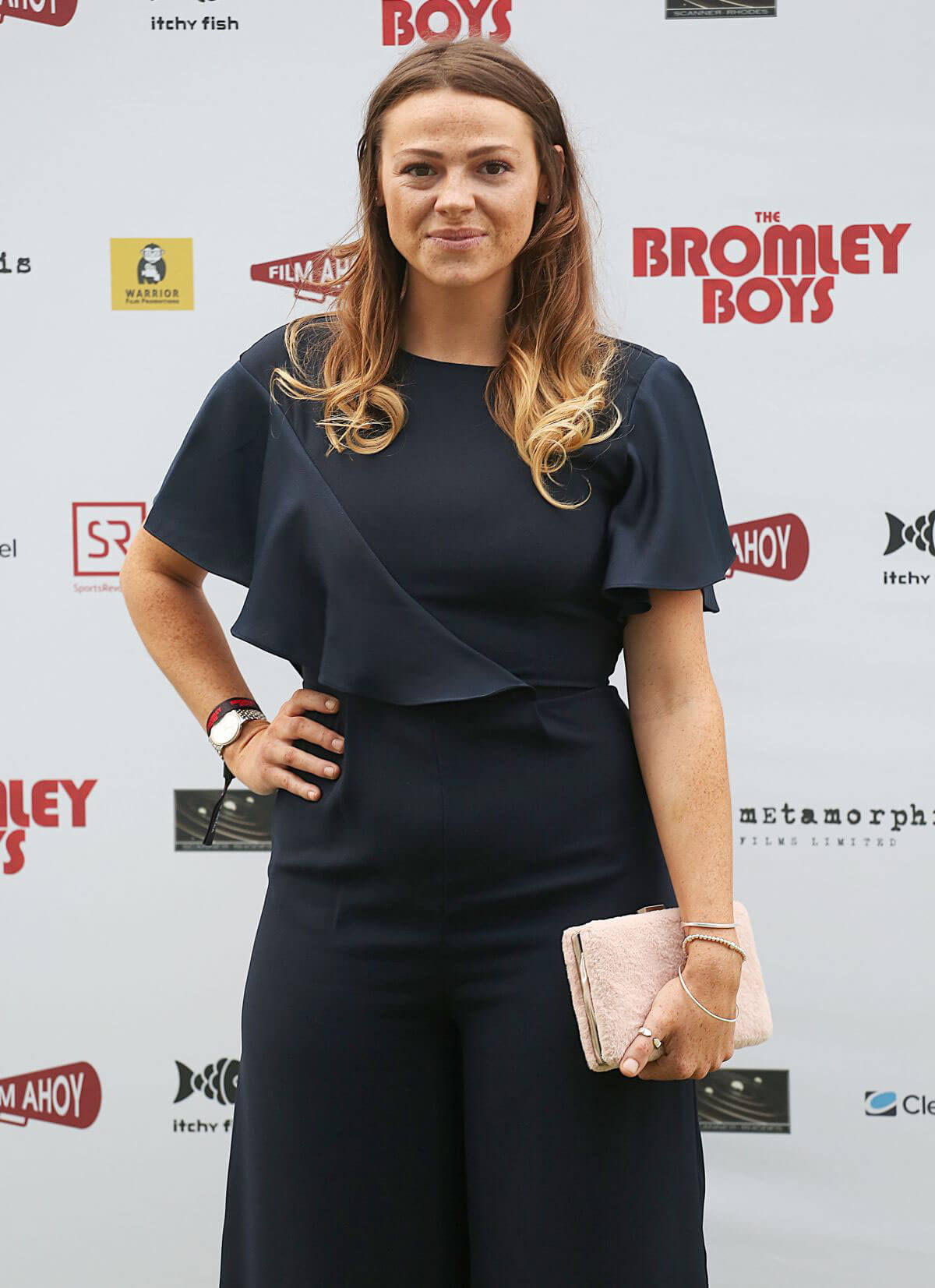 Shana Swash at Bromley Boys Premiere in London 2018/05/24 1