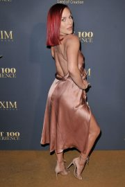 Sharna Burgess at Maxim Hot 100 Experience in Los Angeles 2018/07/21 1