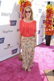 Sharon Lawrence at American Cancer Society's California Spirit 33 Gourmet Garden Party in Culver City 2018/07/15 2