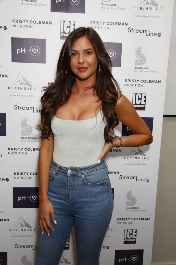 Shelby Tribble at Power of Health Launch Party in London 2018/07/17 1