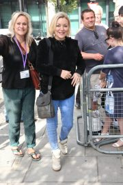 Sheridan Smith Arrives at Chris Evans Breakfast Show in London 2018/06/29 4
