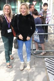 Sheridan Smith Arrives at Chris Evans Breakfast Show in London 2018/06/29 9