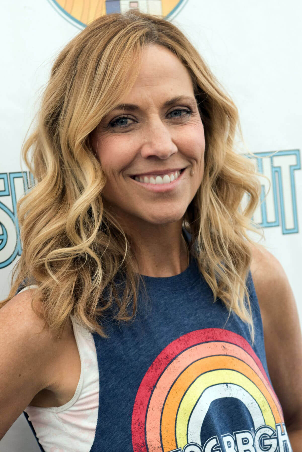 Sheryl Crow on Backstage at 2018 Isle of Wight Festival 2018/06/24 1