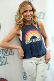 Sheryl Crow on Backstage at 2018 Isle of Wight Festival 2018/06/24 3