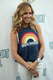 Sheryl Crow on Backstage at 2018 Isle of Wight Festival 2018/06/24 6