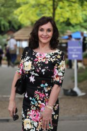 Shirley Ballas at Chelsea Flower Show in London 2018/05/21 5