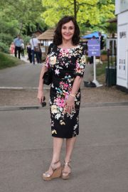 Shirley Ballas at Chelsea Flower Show in London 2018/05/21 6