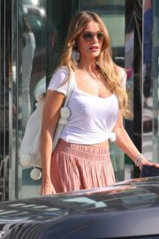 Sofia Vergara Out Shopping in Beverly Hills 2018/07/18 9