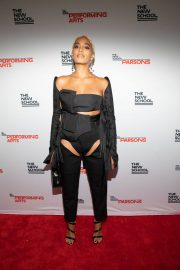 Solange Knowles at New School 70th Annual Parsons Benefit in New York 2018/05/21 1