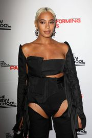 Solange Knowles at New School 70th Annual Parsons Benefit in New York 2018/05/21 8