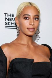 Solange Knowles at New School 70th Annual Parsons Benefit in New York 2018/05/21 13