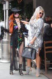 Sophia Vegas and Phoebe Price Out for Lunch in Beverly Hills 2018/05/20 3