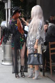 Sophia Vegas and Phoebe Price Out for Lunch in Beverly Hills 2018/05/20 11