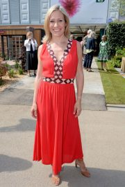Sophie Raworth at Chelsea Flower Show in London 2018/05/21 9