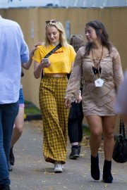 Sophie Turner Out and About in London 2018/07/16 6