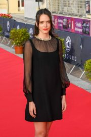 Stacy Martin at 32nd Cabourg Film Festival 2018/06/15 1